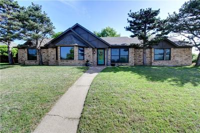 Benbrook Single Family Home For Sale: 300 Meadowhill Drive