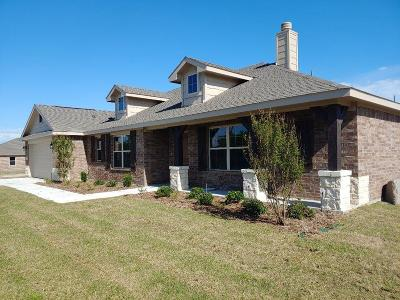 Weatherford Single Family Home For Sale: 7255 Veal Station Road