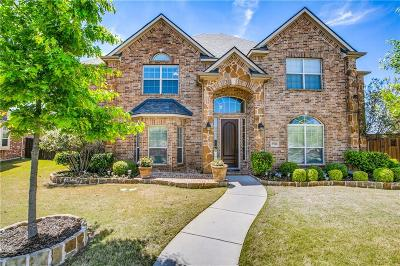 Denton County Single Family Home For Sale: 3501 Bellaire Court