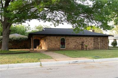 Fort Worth Single Family Home For Sale: 4466 Cardiff Avenue