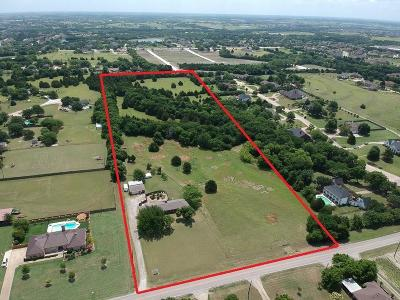 Rockwall, Royse City, Fate, Heath, Mclendon Chisholm Residential Lots & Land For Sale: 0000 Smirl Drive