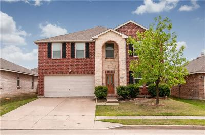 Fort Worth Single Family Home For Sale: 7628 Scarlet View Trail