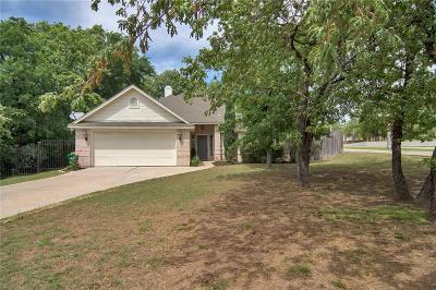 Lewisville Single Family Home Active Option Contract: 1250 S Old Orchard Lane