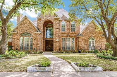Plano Single Family Home For Sale: 5628 Crowndale Drive