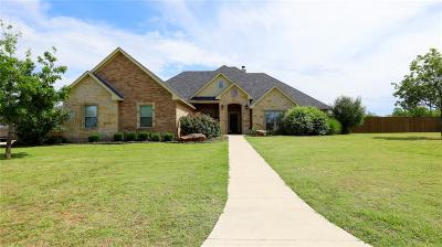 Abilene Single Family Home For Sale: 109 Periwinkle Trail