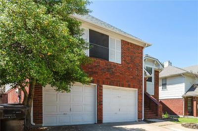 Plano Single Family Home Active Option Contract: 3409 Renaissance Drive