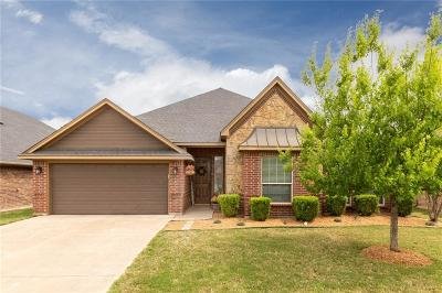Burleson Single Family Home For Sale: 312 Hudson Lane