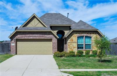 Forney Single Family Home For Sale: 3211 Rocking Hills Trail