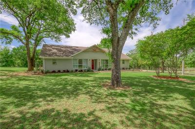 Crandall, Combine Single Family Home For Sale: 375 Beasley Road