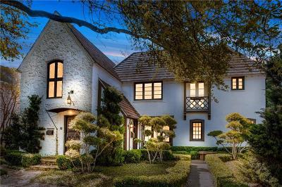 Dallas County Multi Family Home For Sale: 4207 University Boulevard