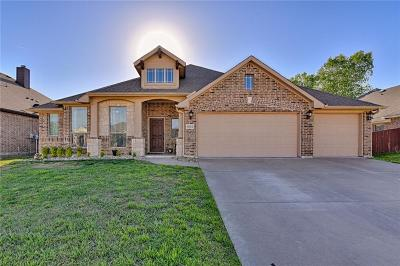 Burleson Single Family Home Active Contingent: 1012 Tara Drive