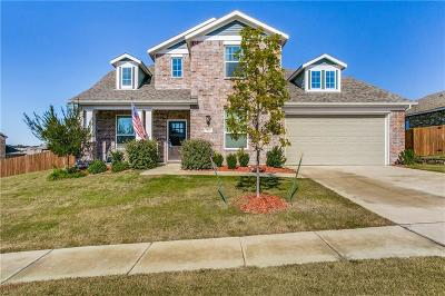 Wylie Single Family Home Active Option Contract: 1611 Ringtail Drive