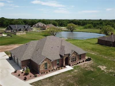 Kaufman Single Family Home For Sale: 1133 S Bend Drive
