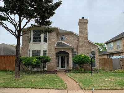 Coppell Single Family Home For Sale: 615 Burning Tree Lane