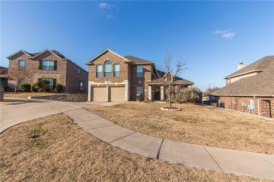 Garland Single Family Home For Sale: 2317 Lake Hollow Circle