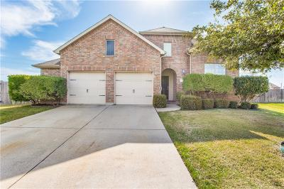 Forney Single Family Home For Sale: 510 Madrone Trail