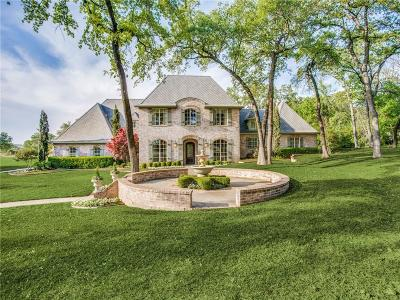 Denton County Single Family Home For Sale: 200 Hobson Lane