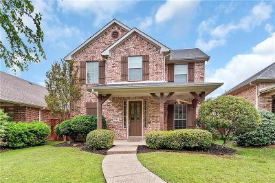 Frisco Single Family Home For Sale: 3304 Munstead Trail