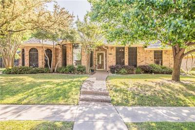 Denton County Single Family Home For Sale: 2706 Devonshire Drive