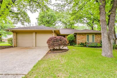 Arlington Single Family Home For Sale: 5516 Silver Bow Trail