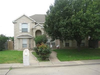 Desoto Single Family Home For Sale: 407 Mountain Circle