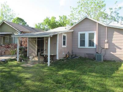 Dallas Single Family Home For Sale: 2742 Sharon Street