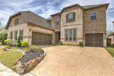 McKinney Single Family Home For Sale: 3427 Challis Trail