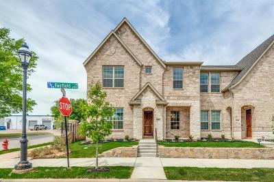 North Richland Hills Townhouse For Sale: 6901 Farifield Lane