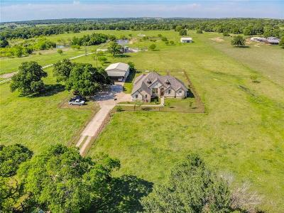 Archer County, Baylor County, Clay County, Jack County, Throckmorton County, Wichita County, Wise County Single Family Home For Sale: 354 County Road 4460