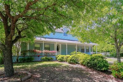 Fairview Single Family Home Active Option Contract: 4870 Fitzhugh Mill Road
