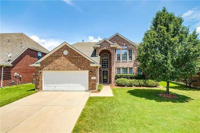 Burleson Single Family Home For Sale: 811 Huebner Way