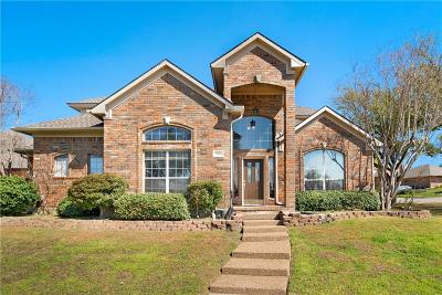 Flower Mound Single Family Home For Sale: 1500 Holly Oak Court