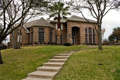 Rockwall Single Family Home For Sale: 2823 Mira Vista Lane