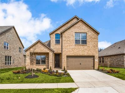 Little Elm Single Family Home For Sale: 1901 Angus Drive