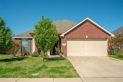 Princeton Single Family Home For Sale: 224 Lavaca Drive
