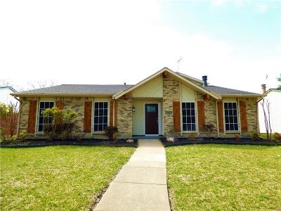 Mesquite Single Family Home For Sale: 3603 Longcourt Circle