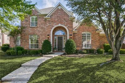 Frisco Single Family Home For Sale: 6060 Van Horn Lane