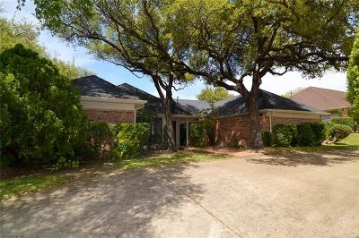 Single Family Home For Sale: 6603 Regalbluff Drive