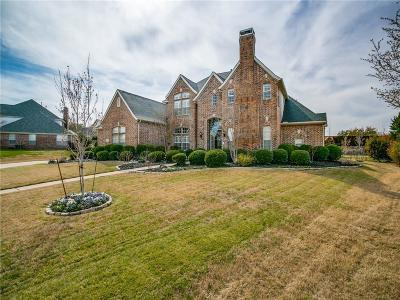 Southlake Single Family Home Active Option Contract: 1916 Shooting Star Lane