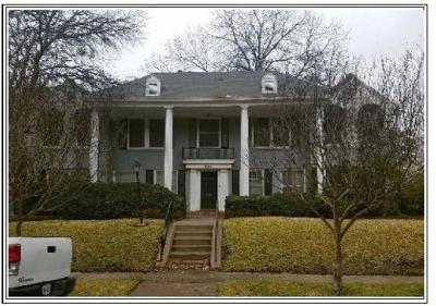 Highland Park Multi Family Home For Sale: 4518 Roland Avenue