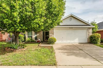 Tarrant County Single Family Home For Sale: 5116 Button Willow Drive