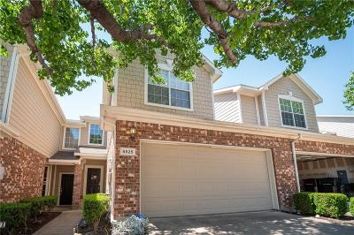 Plano Townhouse For Sale: 8525 Heather Ridge Drive
