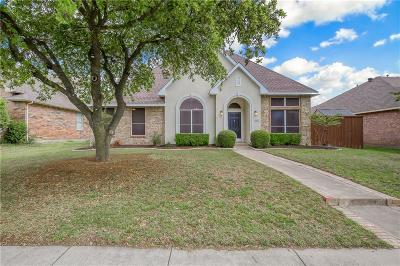 Rowlett Single Family Home For Sale: 9517 Heartstone Lane