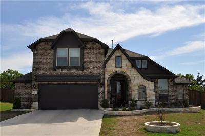 Burleson Single Family Home Active Option Contract: 761 Valley Ridge Road