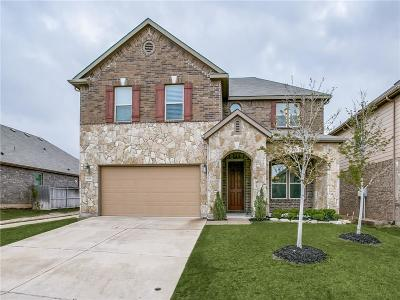 Fort Worth Single Family Home For Sale: 8728 Maple Ridge Trail