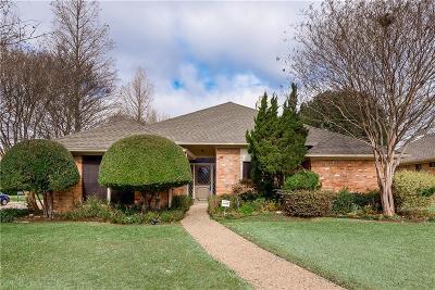 Addison Single Family Home For Sale: 3911 Bobbin Lane