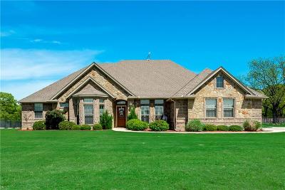 Weatherford Single Family Home Active Option Contract: 100 Truitt Drive
