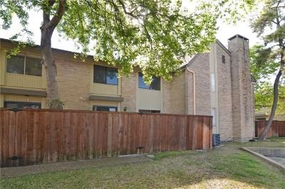 Richardson Condo For Sale: 2626 Custer Parkway #C
