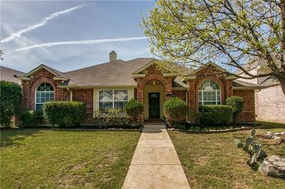 Flower Mound Single Family Home Active Option Contract: 701 Teakwood Drive