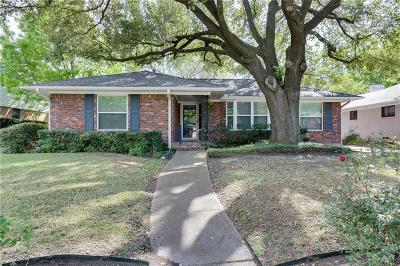 Dallas County Single Family Home For Sale: 7306 Clemson Drive